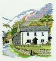 Yew Tree Farm Cross Stitch Kit
