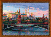 Moscow Cross Stitch Kit