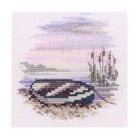 Minuets Rowing Boat Cross Stitch Kit