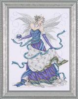 Ice Fairy Cross Stitch Kit By Design Works