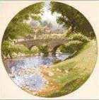 Riverside Cross Stitch Kit