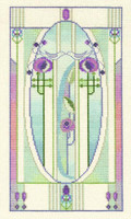 Mackintosh - Love Birds Cross Stitch Kit