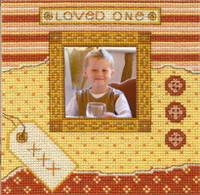 Loved One Cross Stitch Kit