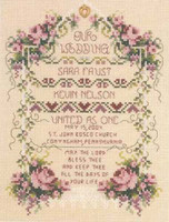 United As One Cross Stitch Kit By Janlynn