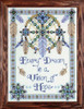 Vision Of Hope Cross Stitch Kit By Design Works