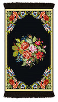 Andora Rug/Wall Hanging Cross Stitch Kit