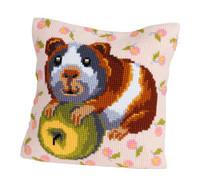 Hungry Harry Chunky Cross Stitch Cushion Kit