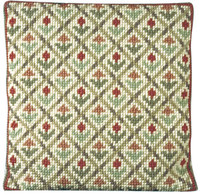 Fleur Chunky Cross Stitch Cushion Kit