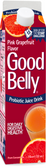 Good Belly Probiotic Juice - Pink Grapefruit -32oz