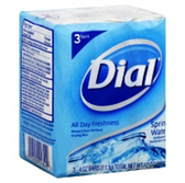 Dial Spring Water Bath Bar Soap - 3-4.5 Oz