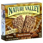 Nature Valley Pecan Crunch Crunchy Granola Bars -6 pk