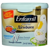 Enfammil Premium Newborn Powder Formula - 23.5 oz