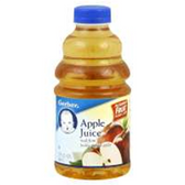 Gerber Apple Juice - 32 fl. Oz