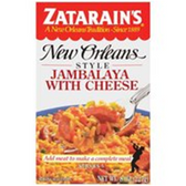 Zatarain's New Orleans Style Jambalaya with Cheese-8 oz