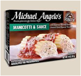 Michael Angelo's Cheese Ravioli, 11oz