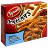 Tyson Frozen Anytizers Homestyle Chicken Fries-25.5 oz