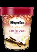 Haagen-Dazs - Vanilla Bean -16oz