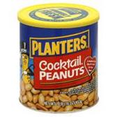 Planters Cocktail Peanuts -16 oz