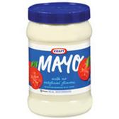 Kraft Real Mayonnaise -30 oz