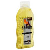 L.A. Looks Hair Care Mega Mega Hold Gel - 20 Oz