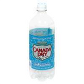 Canada Dry Seltzer Water - 1 L