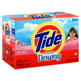 Tide W/ A Touch of Downy April Fresh Powder LaundryDetergent-116