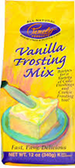 Pamela's Vanilla Frosting Mix -21oz