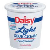Daisy Sour Cream Light - 32 oz