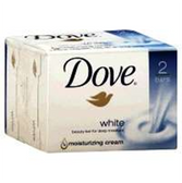 Dove White Bar Soap - 2-4.25 Oz