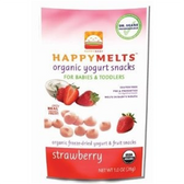 Happy Baby Melts Strawberry Organic Yogurt Snacks For Babies