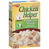 Betty Crocker Chicken Helper Fettuccine Alfredo -4.6 oz