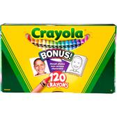 Crayola Original Crayons - 120 Ct