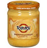 Tostitos Smooth Cheesy Dip -15 oz