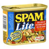 Spam Lite Canned Meat -3 oz