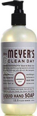 Mrs. Meyer's Hand Soap - Lavender -12.5oz