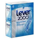 Lever 2000 Original Bar Soap - 8-4.5 Oz