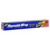 Reynolds Heavy Duty Wrap Aluminum Foil - 55 Sq. Ft.