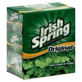 Irish Spring Bar Soap - 3-4 Oz