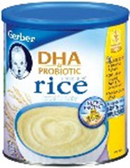 Gerber DHA Rice Cereal