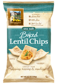 Baked Lentil Chips Sea Salt - Gluten Free - 4.5 oz