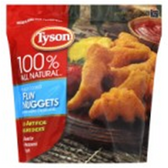 Tyson Frozen Dino Chicken Nuggets Made w/ White Meat -29 oz