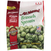 Pictsweet All Natural Brussels Sprouts -16 oz