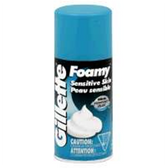 Gillette Sensitive Foamy Shaving Cream - 11 Oz