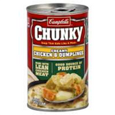 Campbell's Chicken & Dumplings -10.75 oz