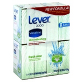 Lever 2000 Fresh Aloe Bar Soap - 8-4.5 Oz