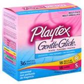 Playtex Gentle Glide Multi Pack Regular Aborbency Tampons