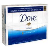 Dove White Bar Soap - 14-4.25 Oz