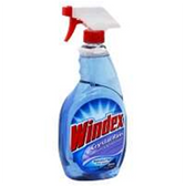 Windex Crystal Rain Trigger Glass Cleaner-26 oz