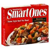 Weight Watchers Smart Ones Beef Pot Roast Frozen Dinner-9 oz