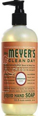 Mrs. Meyer's Hand Soap - Germanium -12.5oz